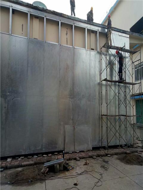 实验室防爆墙