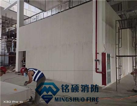 复合钢板防爆墙