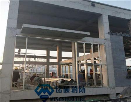 防爆墙厂家与江西建筑工程合作