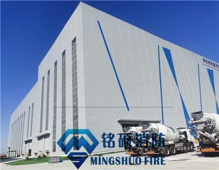 【钢制防爆墙】建筑采用耐钢板安装