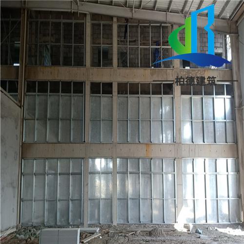 纤维增强水泥防爆墙