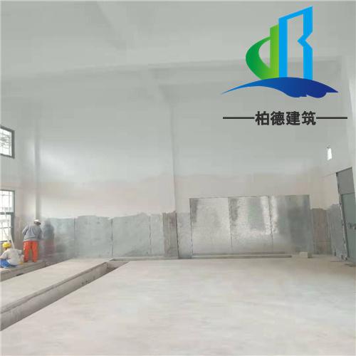 纤维增强水泥板泄爆墙